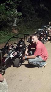 Kart Racing Dylan Morgan Morgan Motorsports