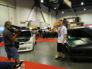 DeWayne Morgan and Project Snakebit SEMA